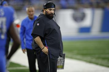 Detroit Lions' Players Upset With New Head Coach Matt Patricia: Report