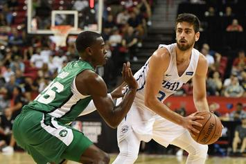 Celtics' Jabari Bird Accused Of Violently Attacking His Girlfriend For Hours