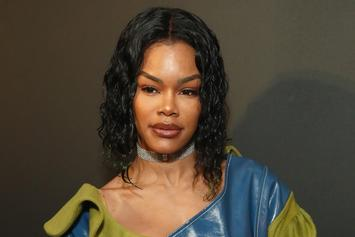"Teyana Taylor Performs Her Best ""K.T.S.E."" Tracks On ""The Tonight Show"""