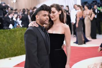 The Weeknd & Bella Hadid Show More PDA Of Their Love