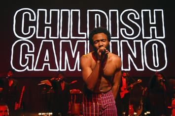"Rihanna Calls Childish Gambino ""One Of My Favorites"" After Diamond Ball"