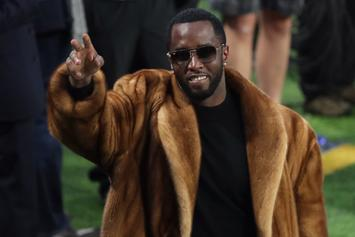 Instagram Gallery: Diddy Living Life As A Family Man