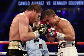 Canelo Alvarez Strips Gennady Golovkin Of Middleweight Title