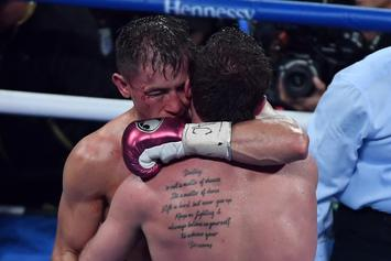 Canelo Strips Gennady Golovkin's Middleweight Belts: Twitter Explodes