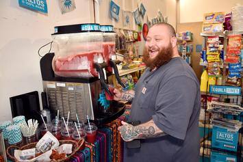 "Action Bronson Announces New Single; Says ""White Bronco"" Is Coming Soon"