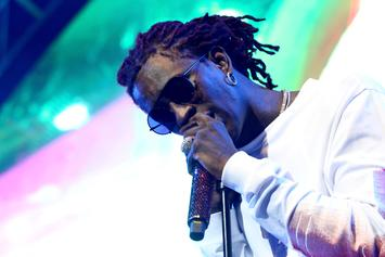 "Young Thug Shares Cover For ""On The Rvn""; Says Dropping ""Sooner Then U Think"""
