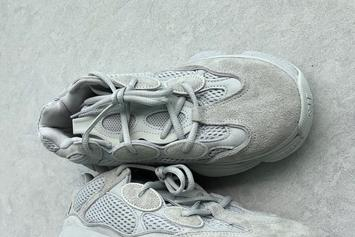 "Adidas Yeezy 500 ""Salt"" Releasing In November: New Images"
