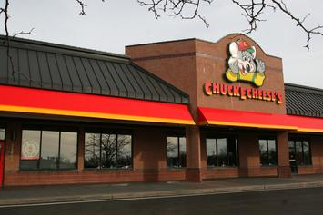 Chuck E. Cheese Customer Scares Kids By Accidentally Shooting Himself
