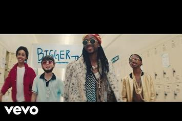 "2 Chainz, Drake, Quavo, & Murda Beatz Go Back To School In ""Bigger Than You"""