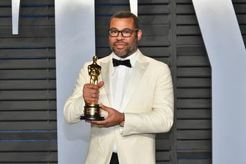 "Jordan Peele Set To Host & Narrate ""Twilight Zone"" Reboot: Report"