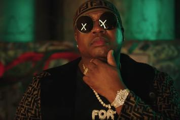 "E-40 Reps His City In ""These Days"" Music Video With Yhung T.O."