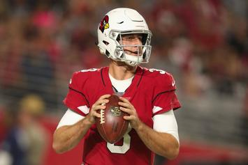 Arizona Cardinals Rookie Josh Rosen Named Starting QB