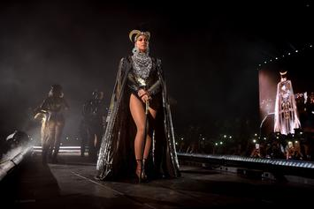 "Beyoncé Disses ""Desperate, Mediocre, Wack B*tch"" During ""On The Run II"" Concert"