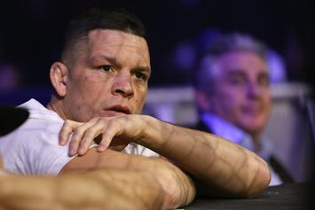 Nate Diaz, Dustin Poirier Announce New 165-Pound Title: Dana White Responds