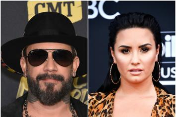 Backstreet Boy AJ McLean Offers Demi Lovato Help In Overcoming Addiction