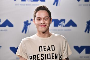 "Pete Davidson Claps Back At Chevy Chase's ""SNL"" Comments: ""I Hate Him"""