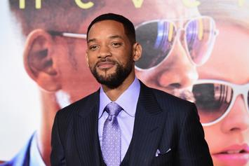 """Will Smith Teases Possible """"Suicide Squad"""" Spinoff With A Deadshot Solo Movie"""