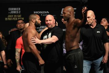"Daniel Cormier Claps Back At Jon Jones: ""Go Do Some Coke, Or Steroids"""