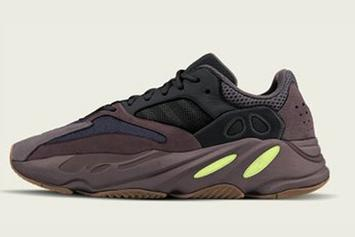 "Adidas Yeezy 700 ""Mauve"" Release Date Announced"