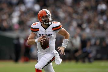 Johnny Manziel Pens Letter To Cleveland Browns' QB Baker Mayfield