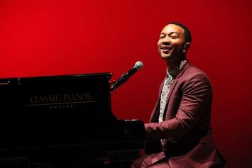 John Legend Announces Christmas Album & Tour