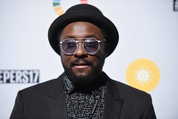 Will.i.am Responds To Backlash For Using Phone During Australia Show