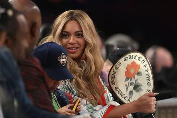 "Beyonce's Request To Shut Down ""Feyonce"" Knock-Off Products Denied By U.S. Judge"
