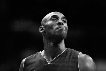 "Kobe Bryant ""No Flinch"" Gif Ruined After Overhead Footage Surfaces"