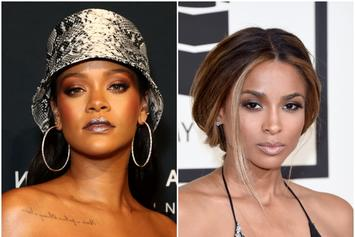 Rihanna Sings Ciara Song At Karaoke Years After Their Public Fallout