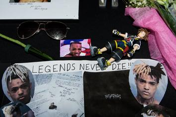 "XXXTentacion's Posthumous Album Is Reportedly ""Close To Being Done"""