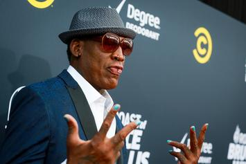 Dennis Rodman Says Kanye West Is Doing What Donald Trump Is Doing, Talking A Lot