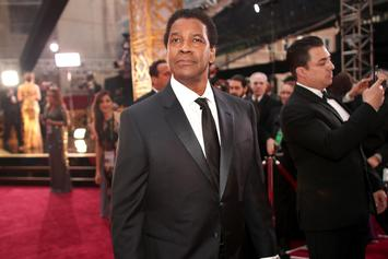 Denzel Washington To Receive Prestigious AFI Life Achievement Award