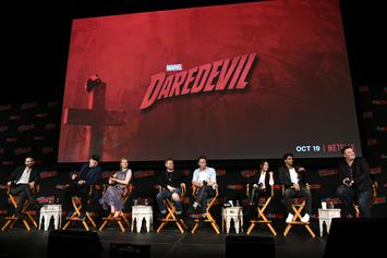 "Marvel's ""Daredevil"" Introduces New Villain ""Agent Dex"" At NY Comic Con"