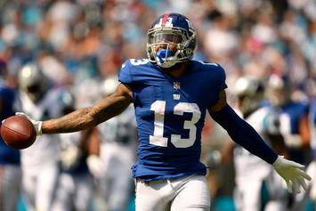 Odell Beckham Jr. Says He Doesn't Regret Calling Out Eli Manning's QB Woes