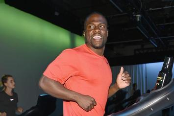 Kevin Hart Says He Saw 2 Women Shit On Themselves During Chicago Marathon