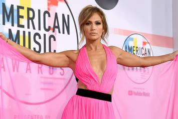 "Jennifer Lopez Performs New Single ""Limitless"" In Impeccable AMA Performance"