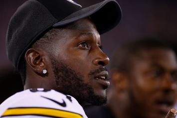 Steelers' Antonio Brown Responds To Lawsuit Allegations