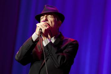 "Leonard Cohen's ""Kanye West Is Not Picasso"" Poem Posthumously Published"