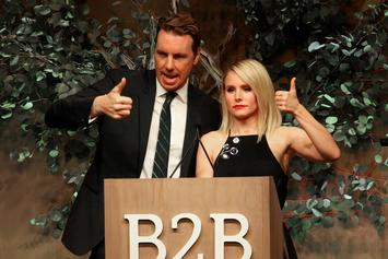 Kristen Bell & Dax Shepard Hilariously Respond To Reports Of Having Kinky Sex