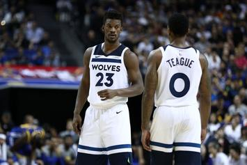 Timberwolves' Jeff Teague Denies Report Of Players-Only Meeting