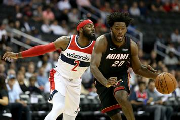 Miami Heat Extend Justise Winslow For 3 More Years At $39 Million: Report