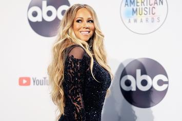 "Mariah Carey Announces Release Date For New Album ""Caution"""