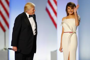Melania Trump Recants The Narrative Surrounding Her 'I Really Don't Care' Jacket