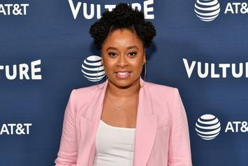 "Comedian Phoebe Robinson Says Lack Of Diversity In Comedy Is Due To ""Laziness"""