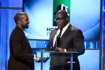 "Film Director Steve McQueen Explains Kanye West's Recent Antics: ""He Wants To Be Free"""