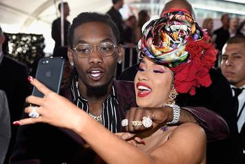 Offset Reportedly Drops Over Six Figures On Jewelry For Cardi B's Birthday