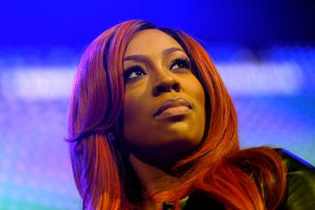 "K. Michelle Shows Off Her Natural Assets: ""Say What Now?"""
