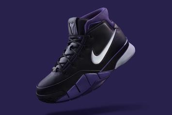 "Nike Kobe 1 Protro ""Purple Reign"" Returning Soon: Release Details"
