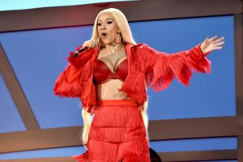 Cardi B Reportedly Disses Nicki Minaj Hard In New Music