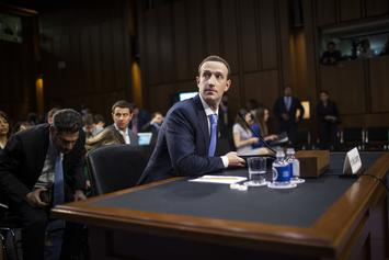 Facebook Shareholders Back Intervention To Oust Mark Zuckerberg As Chairman